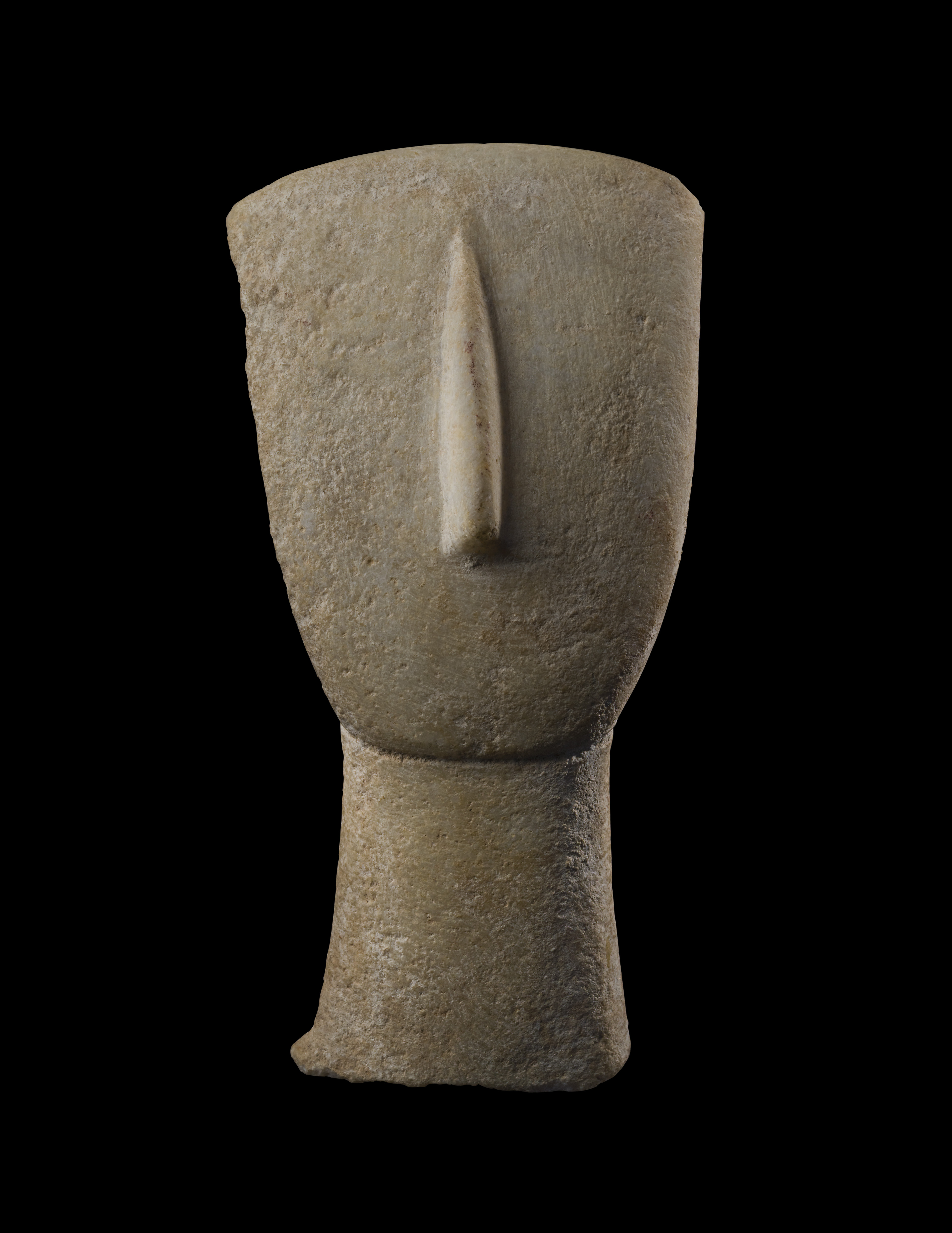 "Cycladic Head of an ""Idol"""