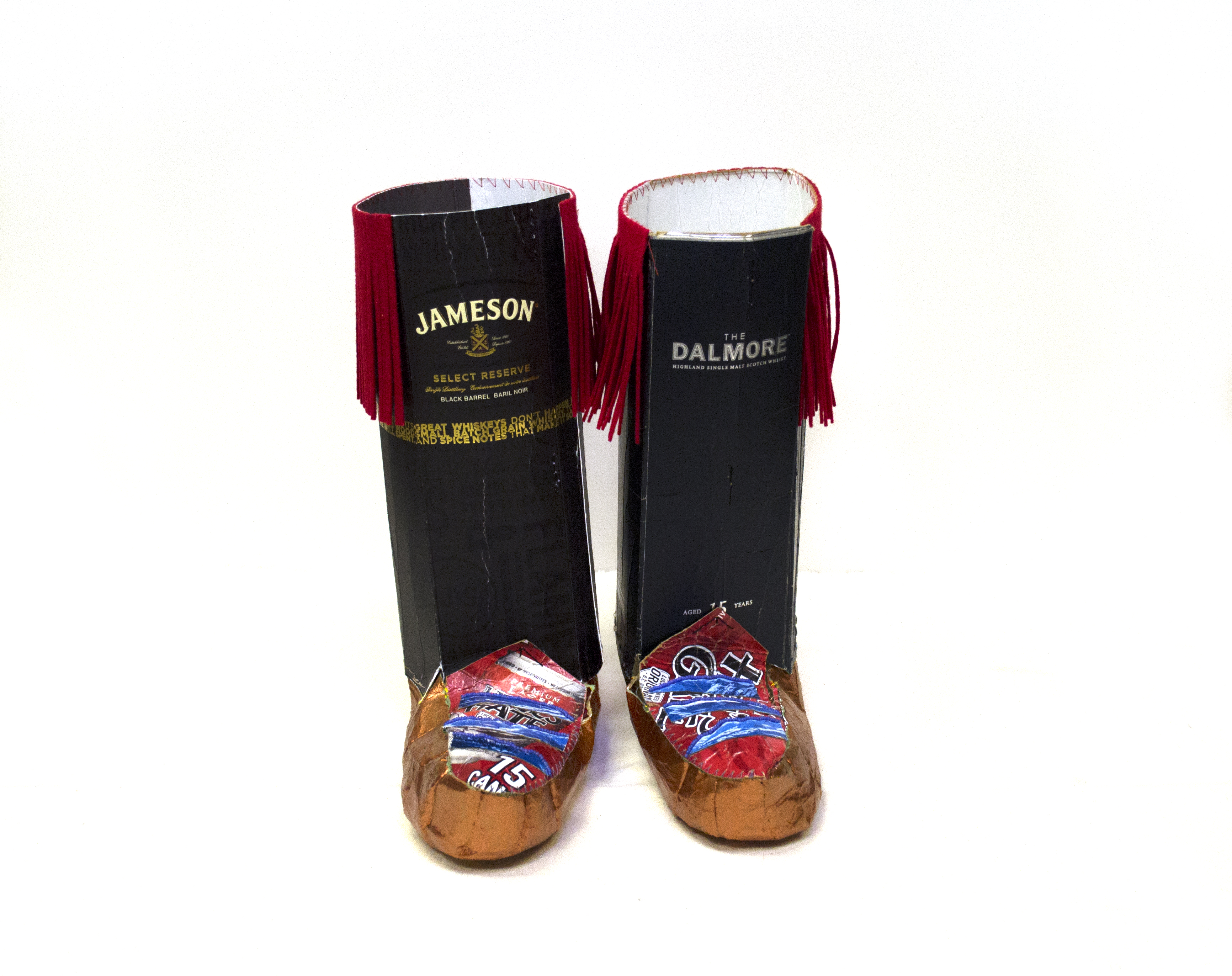 Whiskey Boots
